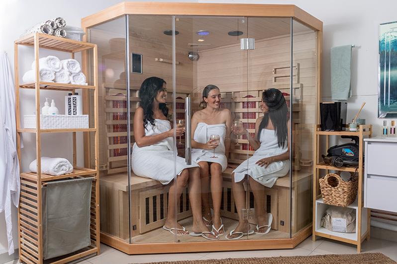 Sauna Sessions - ladies - La Derma